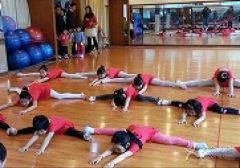 少儿中国舞教学
