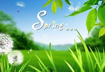 关于描写春天的作文:春天
